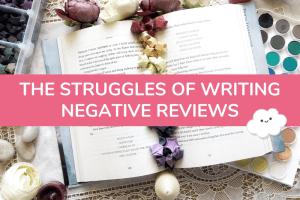 I'm Terrible at Writing Negative Reviews