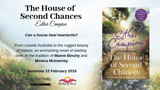 BLOG TOUR: The House of Second Chances