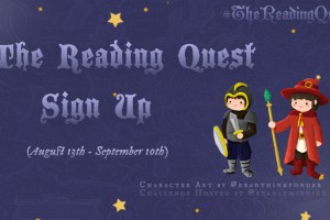 The Reading Quest Sign Up and TBR