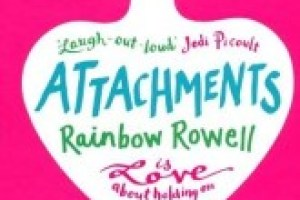 Attachments by Rainbow Rowell Review: I found my book boyfriend