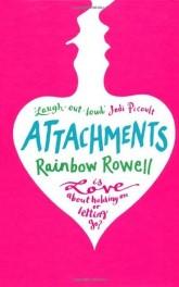 Attachments by Rainbow Rowell Review: I found my book boyfriend