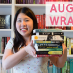 August Wrap Up Video WITH MY NEW SHELVES