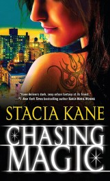Chasing Magic by Stacia Kane Review: Spiraling out of control