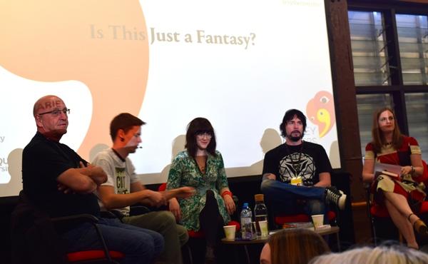 Michael Grant, Jack Heath, Claire Zorn, Jay Kristoff & Victoria Flanagan