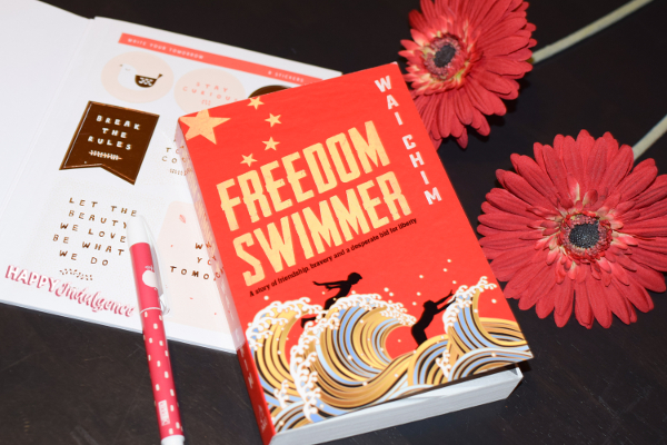 Freedom Swimmer Review: You Can't Get More Literal Than That