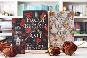 From Blood and Ash Review: I've Become Trash for This Series