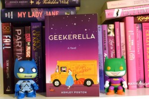 Geekerella Review: A Geeky and Adorable Fairytale Retelling