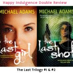 The Last Girl & The Last Shot by Michael Adams Reviews: Thought Provoking Aussie YA