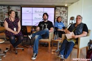 Brisbane Writer's Festival 2017 Recap + Signed Summer Skin Giveaway