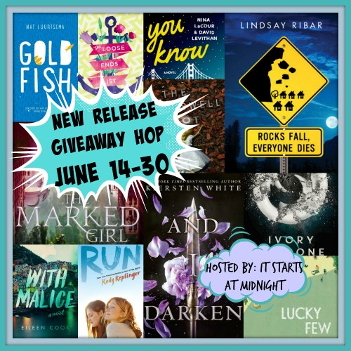 June New Release Giveaway Hop: Win The Smell of Other People's Houses!