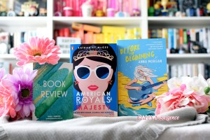YA Contemporary Reviews: Majesty & Before the Beginning