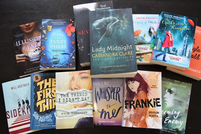 mar2016 book haul