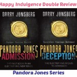 Series Review: Pandora Jones Admission & Deception by Barry Jonsberg