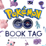 Pokemon Go Book Tag: When Two Obsessions Combine
