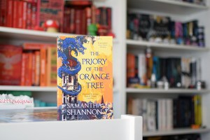 5 Reasons Why I'm Excited For The Priory of the Orange Tree + ANZ Giveaway #PrioryTour