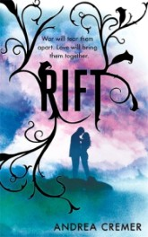 Rift by Andrea Cremer Review: Medieval romance