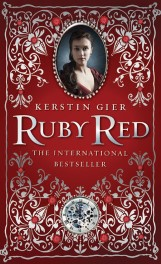 Ruby Red by Kerstin Gier Review: I Like Fun Sci-Fi and I Cannot Lie