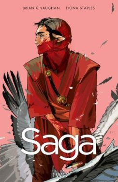 Saga Volume 1 & 2 Reviews: Expect the Unexpected