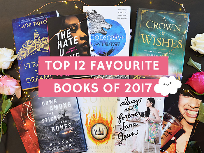 Our Top 12 Favourite Books of 2017