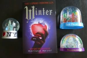 Winter by Marissa Meyer Review: Fangirling over my OTPs