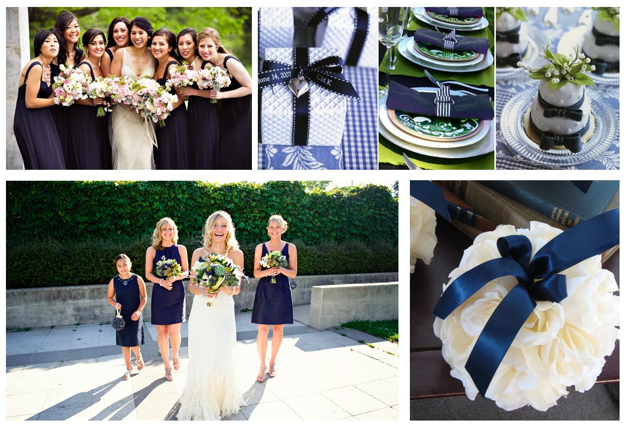 NAVY BLUE WEDDING IDEAS FOR FALL 2014  Happyinvitationcom  Happyinvitationcom Invitation World