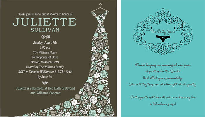 Personalize invitations for any occasion to communicate with your guests. Top Tips Of Bridal Shower Invitations Happyinvitation Com Wedding World Happyinvitation Com