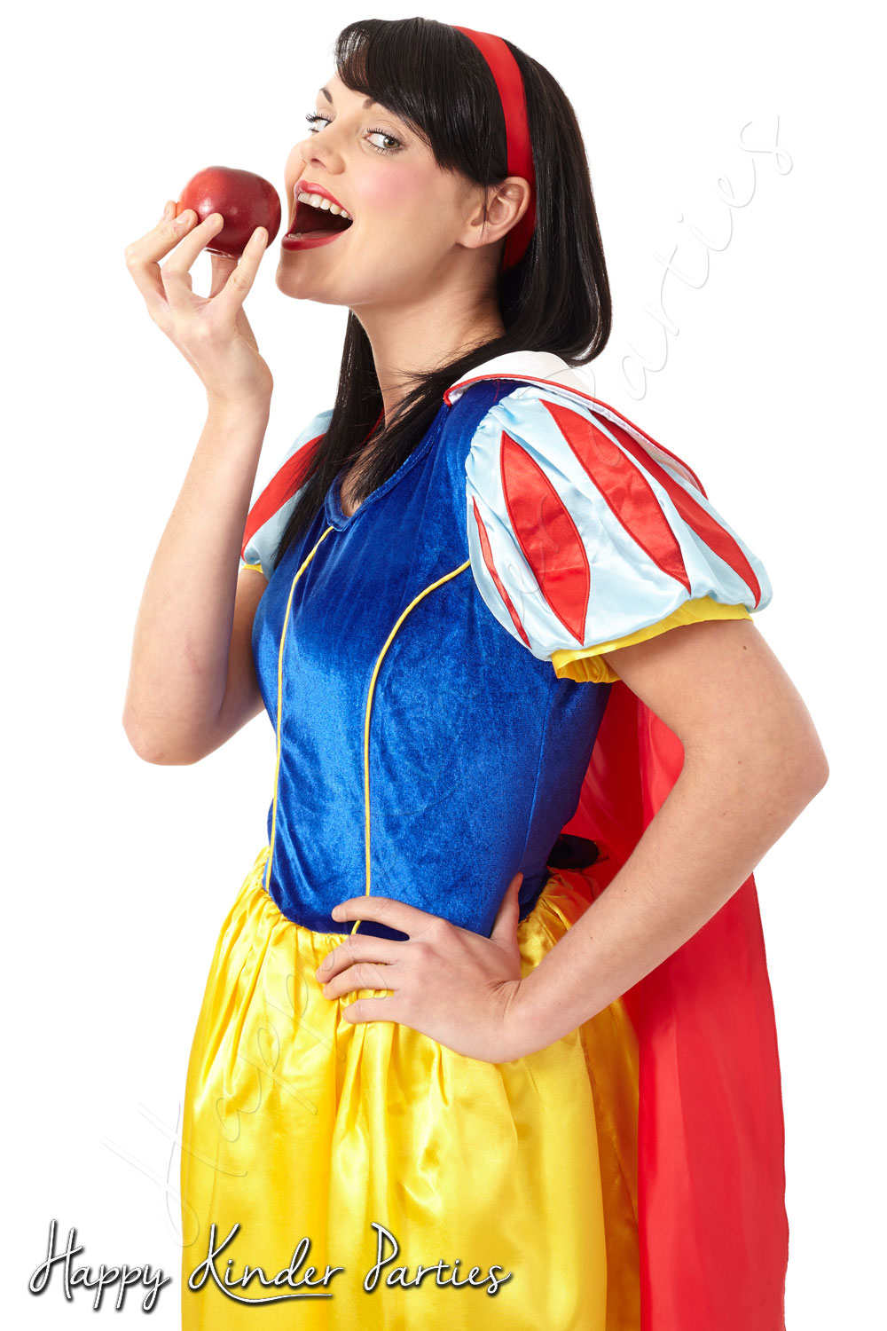 Snow White Childrens Party Entertainer Costume