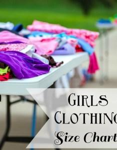 also girls clothing size charts happy little homemaker rh happylittlehomemaker