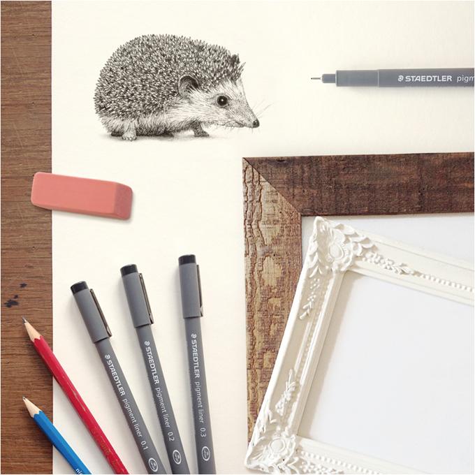 workshop dieren tekenen Elle Aime