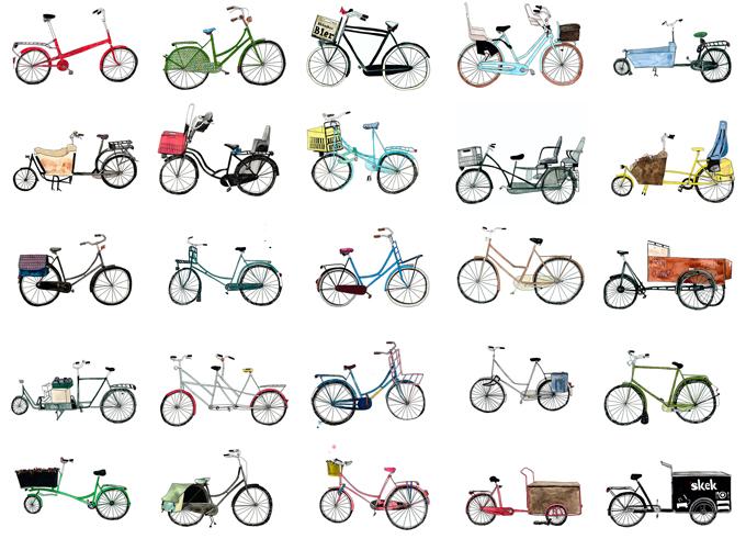 Bikes Anisa Makhoul