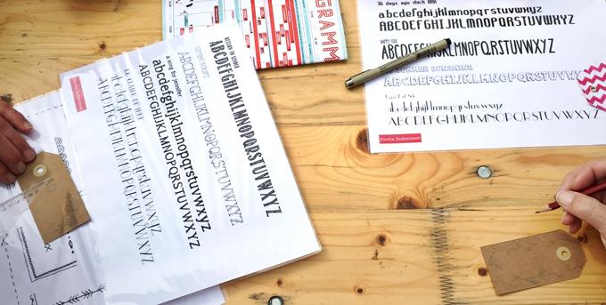 Snorfestival 2015 Handlettering Suikerzoet