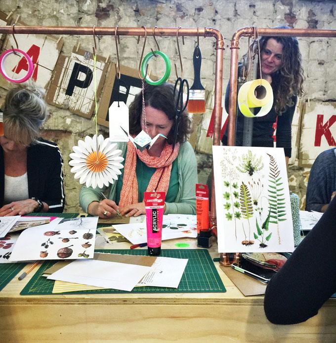 PapierAtelier Flavourites Live Claudi Kessels