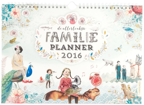 familyplanner 2016 pimpelmees