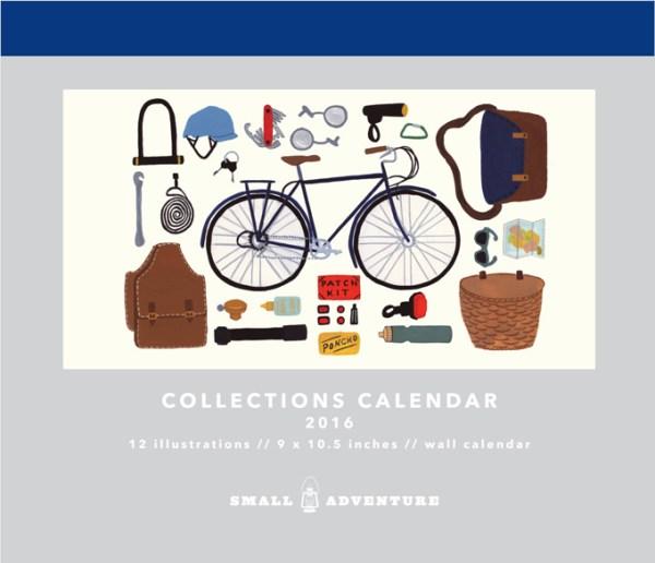 small adventure calendar 2016