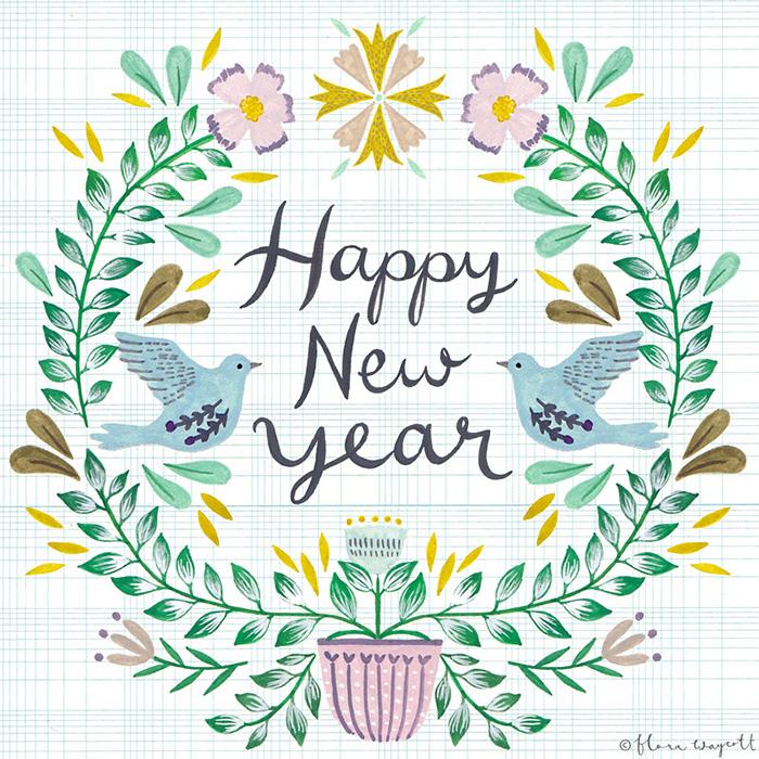 florawaycottdesign-happy-new-year