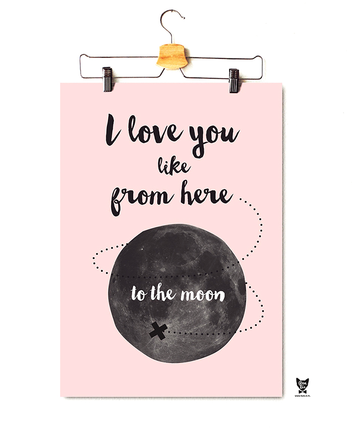 PanLisPL valentine poster happymakersblog
