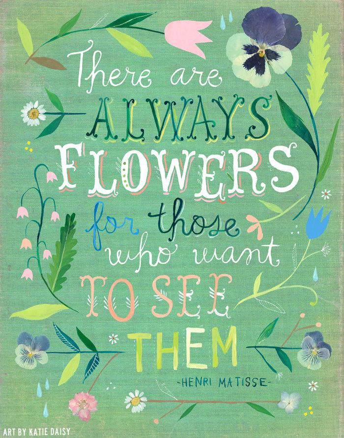 Flowers thewheatfield HappyMakersBlog