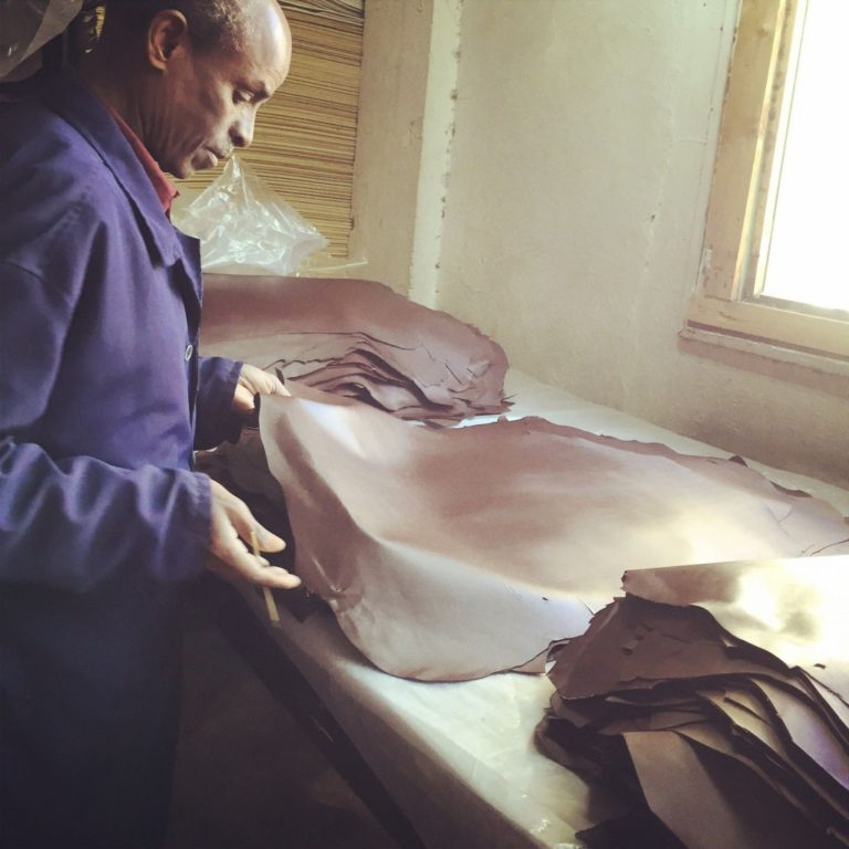fair trade leather tannery