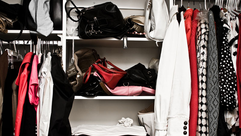 b2a22919d94 Purging your closet can be an overwhelming task. Most of the time you  enthusiastically start