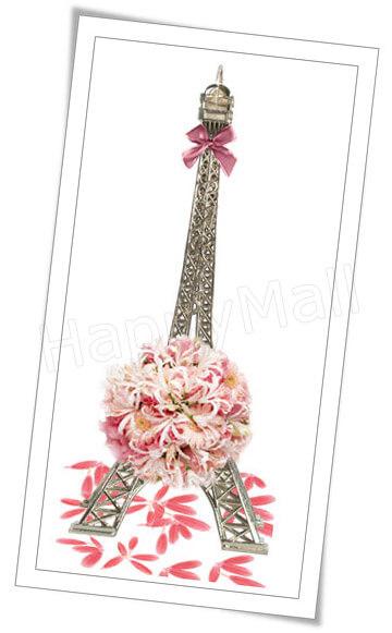 Eiffel Tower Decor  Parisian Themed Decoration Ideas