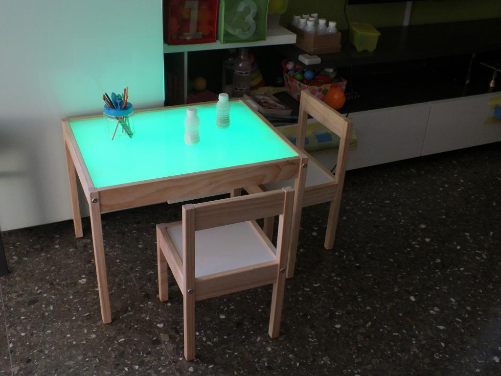 Tutorial de la mesa de luz DIY Lightbox tutorial  Happy Mama