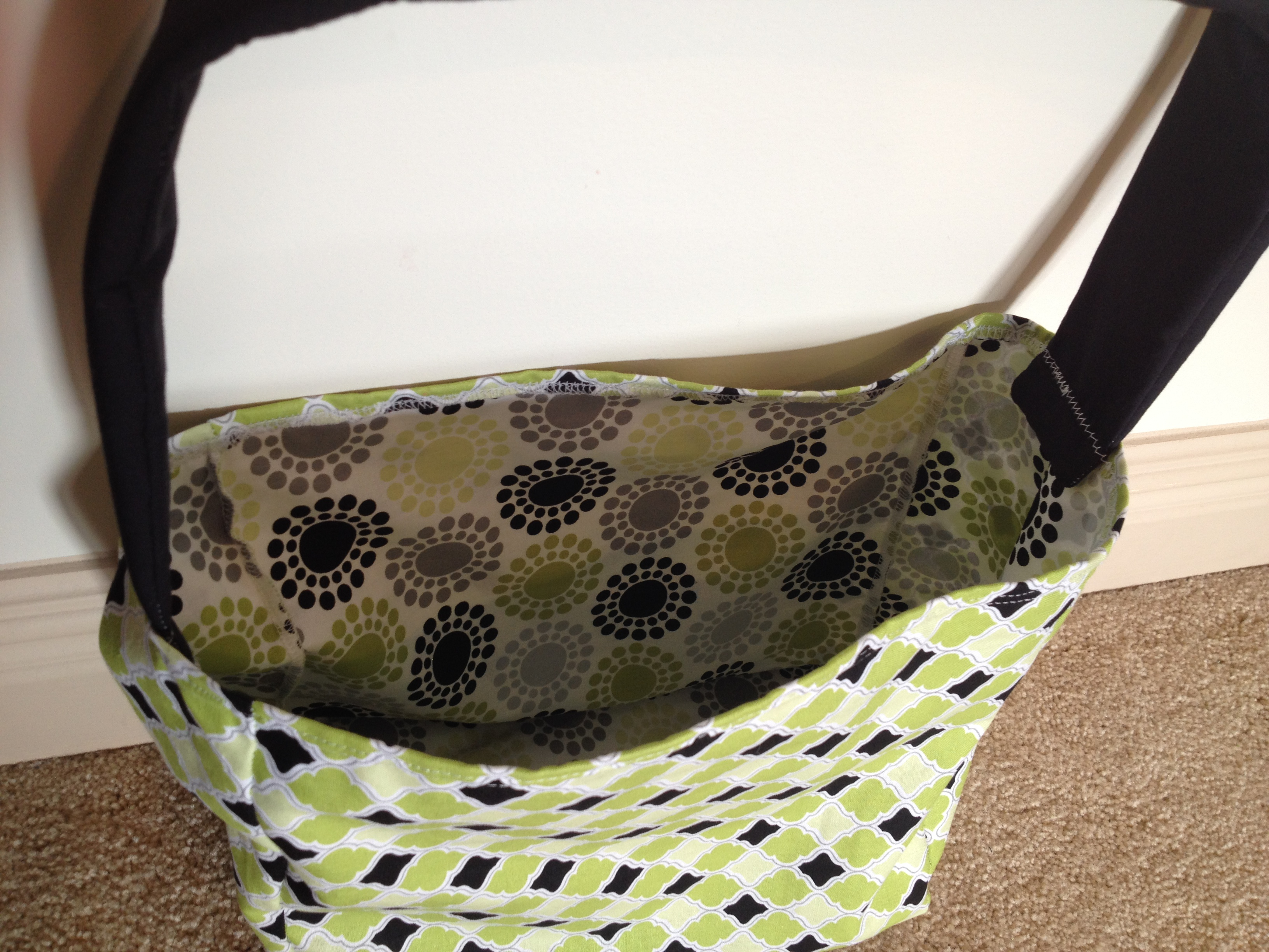 DIY Hand Bag - Happy Mama Tales