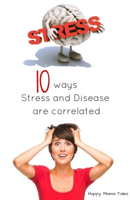 The Correlation between Stress and Disease
