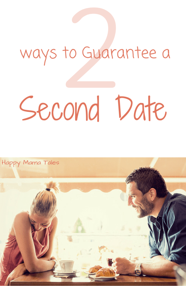 Image result for guarantee a second date