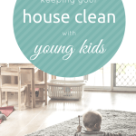 Got Kids? Got Clutter? Awesome tips to keep your house clean with kids