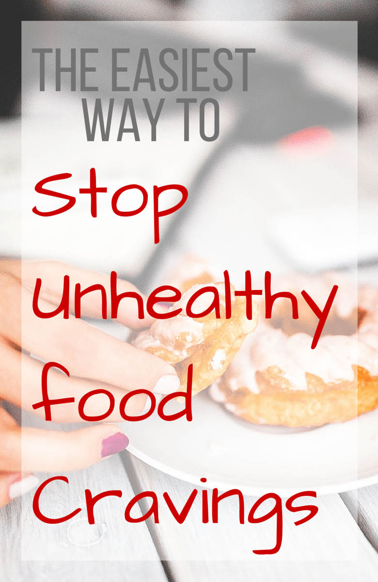 Stop Unhealthy Cravings !! The easiest and BEST way to break the cycle of unhealthy food cravings!! LOVED this article, it totally changed my thinking of eating sugar