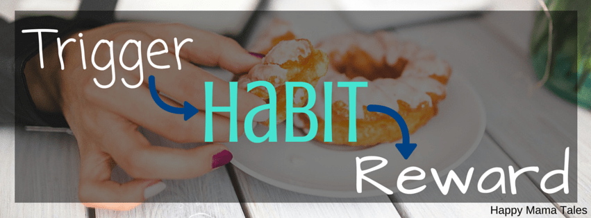 Stop unhealthy food cravings by changing your habit
