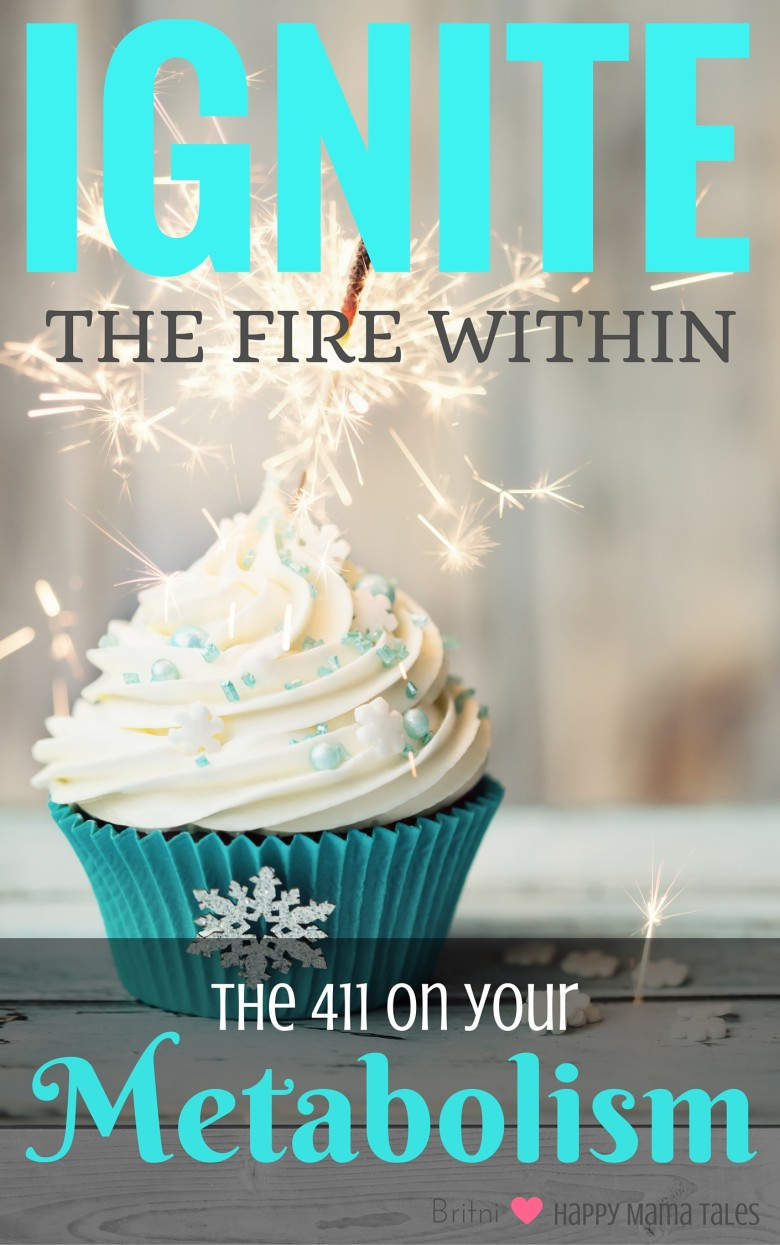 Ignite the Fire Within - Your Free Metabolism ebook