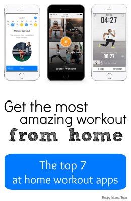 The Best Apps for Home Workouts