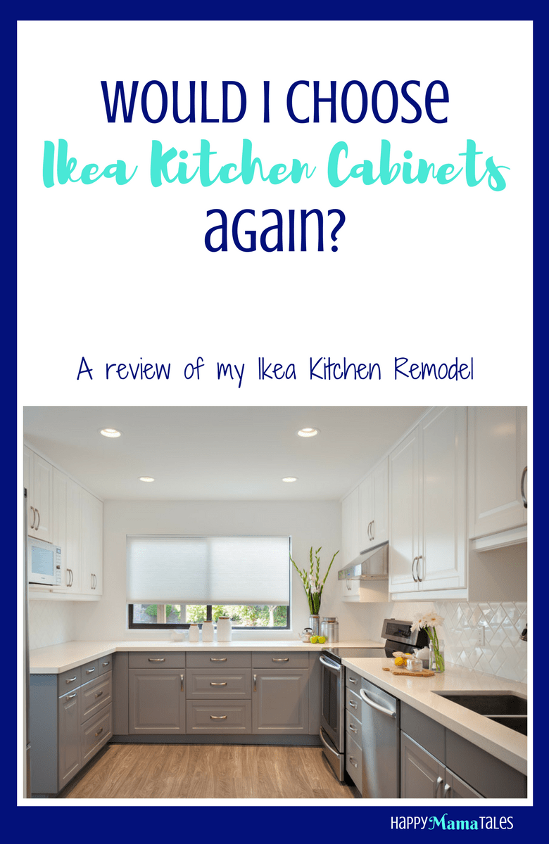 This Is An AWESOME Ikea Kitchen Cabinets Review! Lots Of Pros And Cons With  Tips